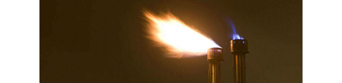 Wellhead Flare Gas
